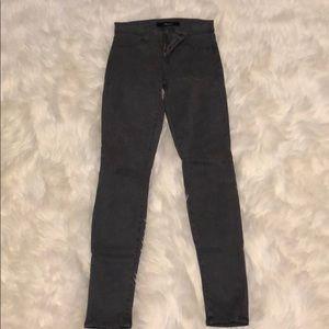 J brand gray jeans